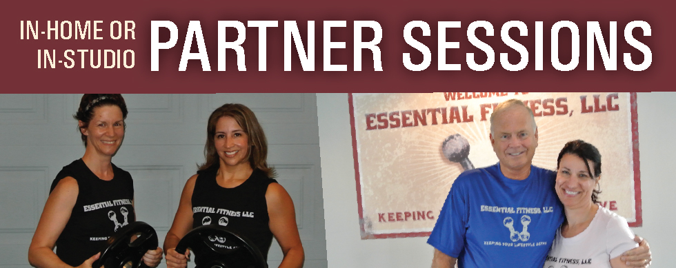 Sign up for your partner session today!