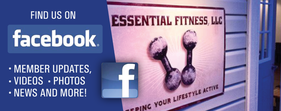 Essential Fitness on Facebook