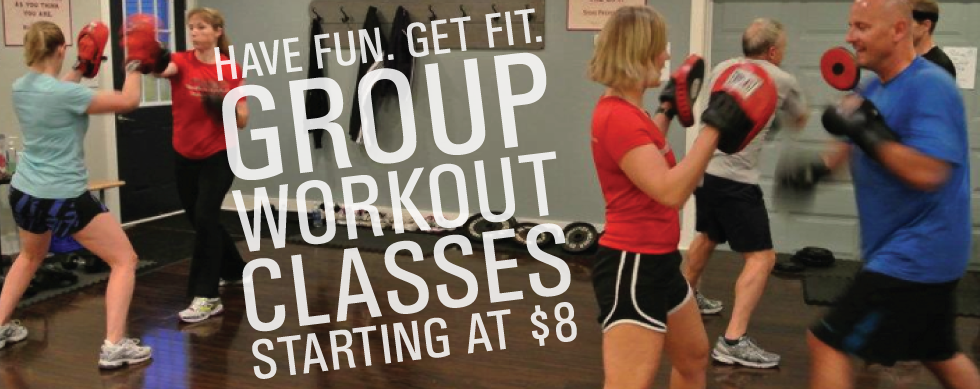 Group Workouts Starting at $8