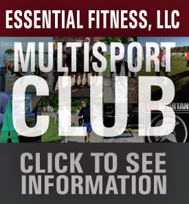 Essential Fitness Multisport Information