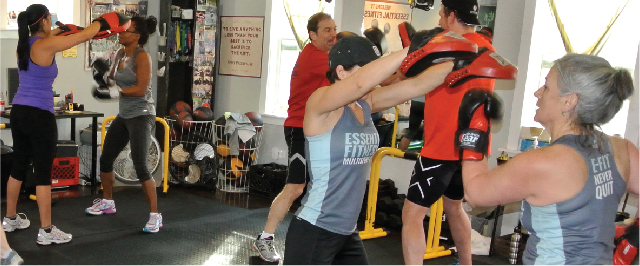 Fitness Boxing 2015
